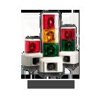 Indicating lights
